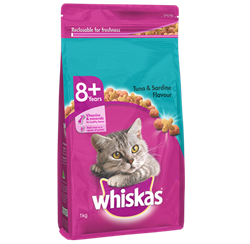WHISKAS® Adult8+ Years