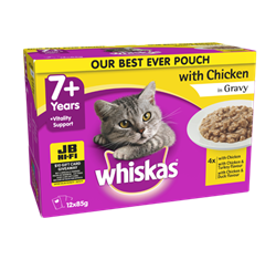 WHISKAS® Adult 7+ Years
