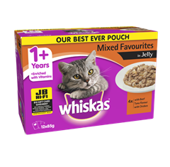 <p>WHISKAS<sup>®</sup> Adult <br />1+ Years</p>
