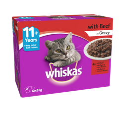 WHISKAS® Adult11+ Years