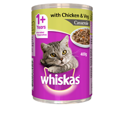 WHISKAS® Adult 1+Years