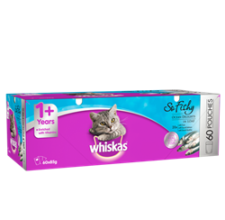 WHISKAS®So Fishy