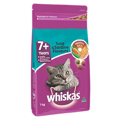 WHISKAS® Adult7+ Years